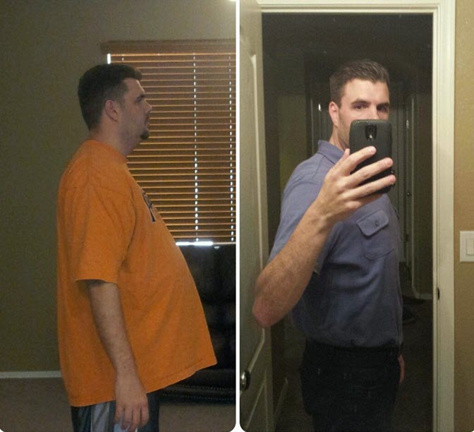 Personal Training Phoenix Client Before and After