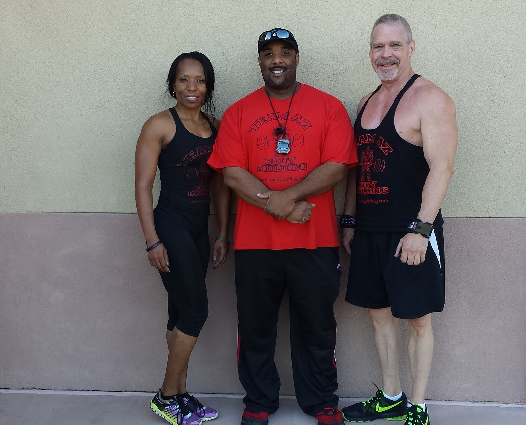 AZBB Tempe and Mesa Personal Trainers