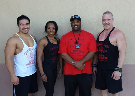 AZBB Tempe Personal Training Staff
