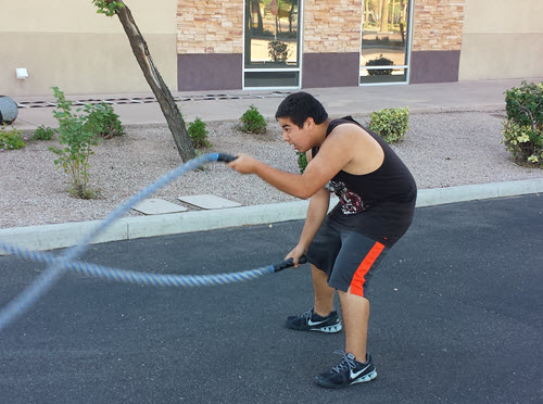 Boot Camp Personal Training Mesa